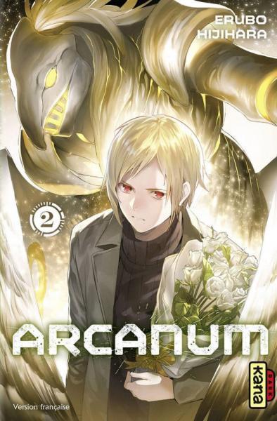 Arcanum 2 Tome 2