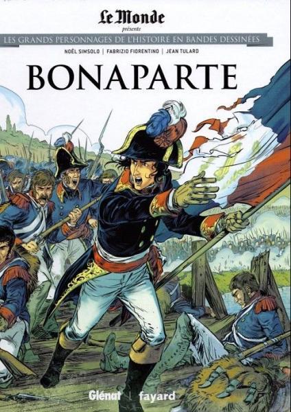 Les grands personnages de l'histoire en bandes dessinées 1 Bonaparte