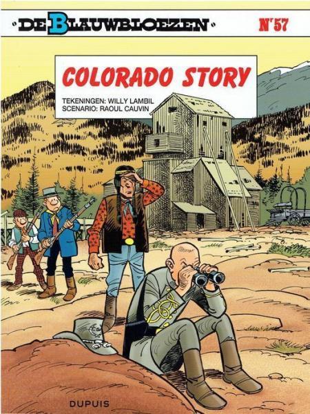 De Blauwbloezen 57 Colorado story