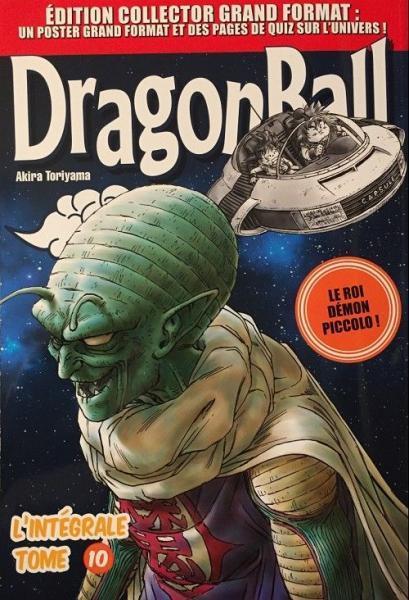 Dragon Ball - L'intégrale (Hachette) 10 Tome 10