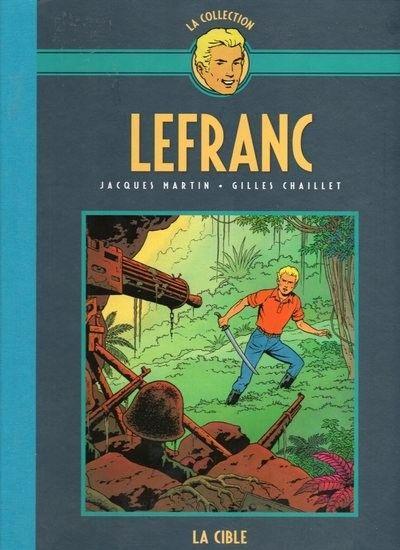 Lefranc 11 La cible