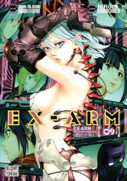 Ex-Arm 9 Tome 9