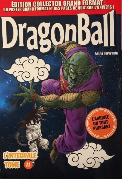 Dragon Ball - L'intégrale (Hachette) 11 Tome 11