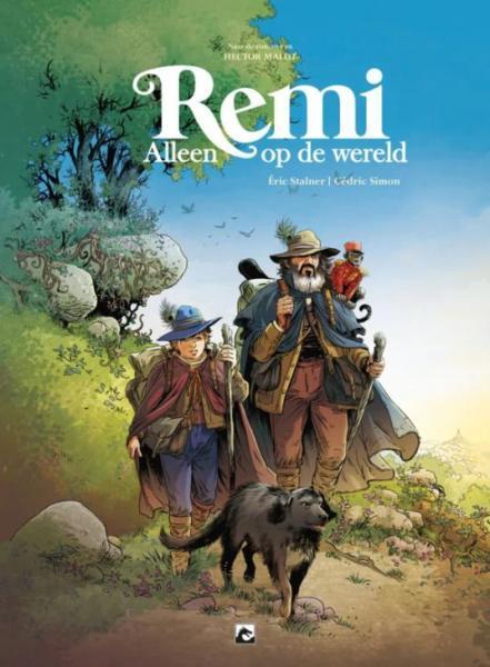 Rémi - Alleen op de wereld (Dark Dragon) 1