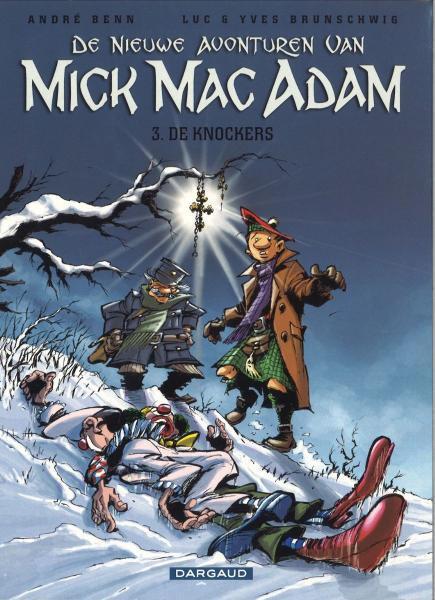 De nieuwe avonturen van Mick Mac Adam 3 De knockers