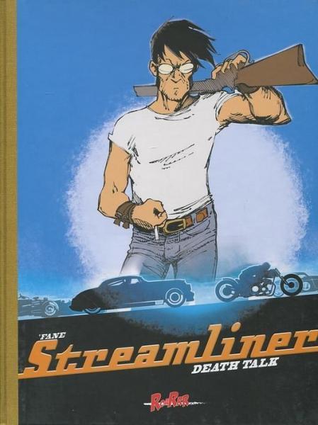 Streamliner (RoaRrr) 4 Death Talk