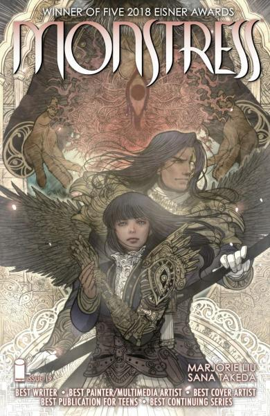 Monstress 19 Issue #19