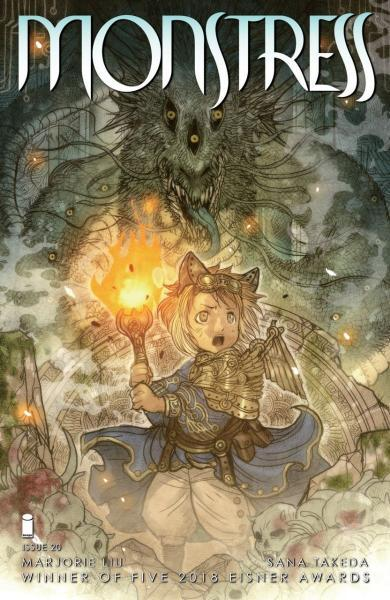 Monstress 20 Issue #20