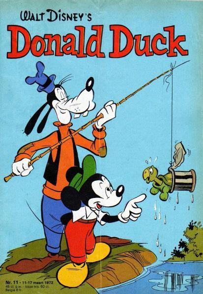 Donald Duck weekblad - 1972 (jaargang 21) 11 Nummer 11