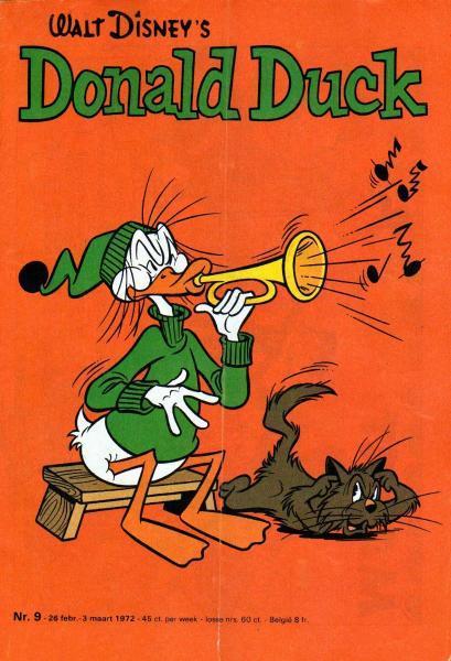 Donald Duck weekblad - 1972 (jaargang 21) 9 Nummer 9