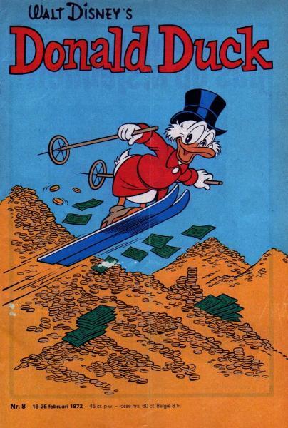 Donald Duck weekblad - 1972 (jaargang 21) 8 Nummer 8