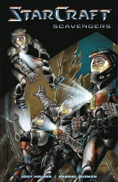 Starcraft: Scavengers INT 1 Starcraft: Scavengers
