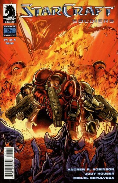 Starcraft: Soldiers 1 Issue #1
