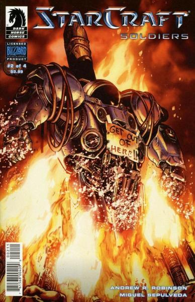 Starcraft: Soldiers 2 Issue #2