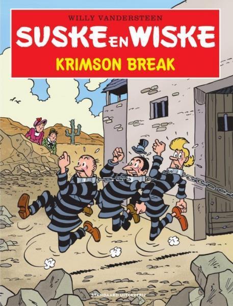 Suske en Wiske in het kort 2 Krimson break