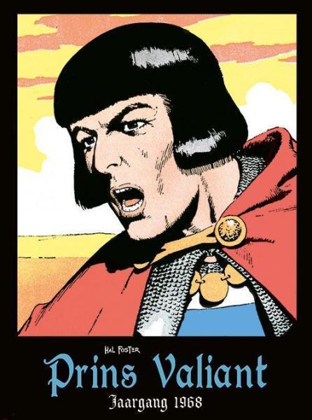 Prins Valiant (Silvester) 32 Jaargang 1968