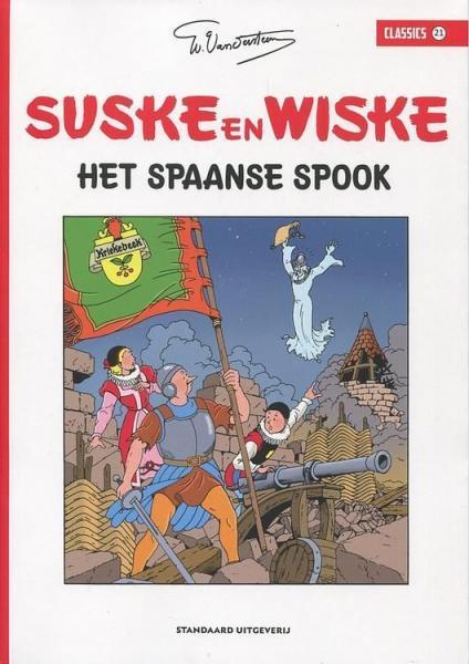 Suske en Wiske classics 21 Het Spaanse spook