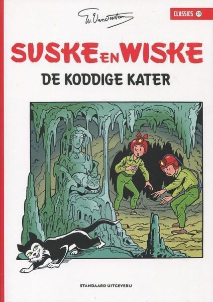 Suske en Wiske classics 23 De koddige kater