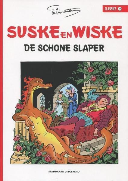 Suske en Wiske classics 24 De schone slaper