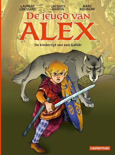 De jeugd van Alex 1 De kindertijd van een Galliër