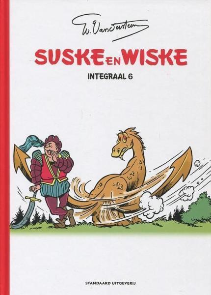 Suske en Wiske classics INT 6 Integraal 6
