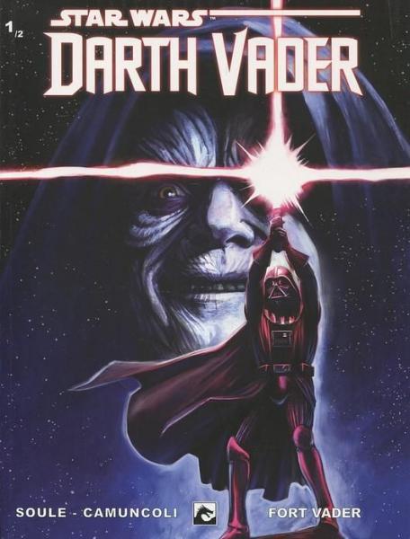 Star Wars: Darth Vader (Dark Dragon) 19 Fort Vader, deel 1