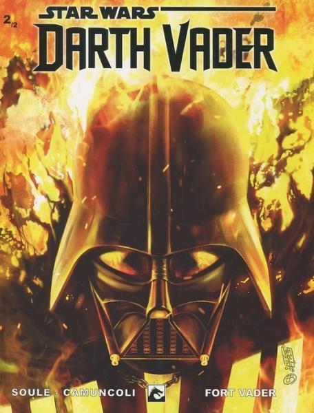 Star Wars: Darth Vader (Dark Dragon) 20 Fort Vader, deel 2