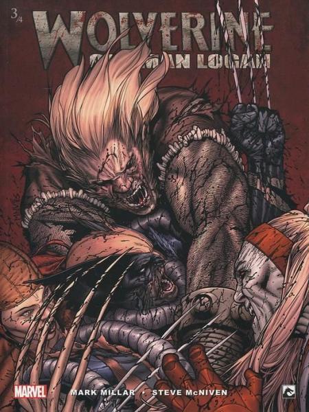 Wolverine: Old Man Logan (Dark Dragon) 3 Deel 3