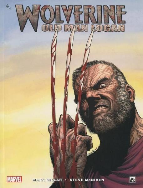 Wolverine: Old Man Logan (Dark Dragon) 4 Deel 4