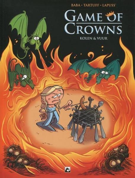 Game of Crowns 2 Kolen & vuur