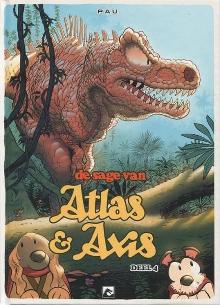 De sage van Atlas & Axis 4 Deel 4