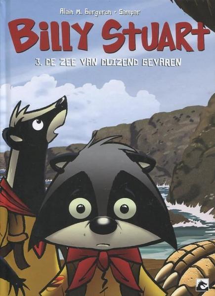 Billy Stuart 3 De zee van duizend gevaren