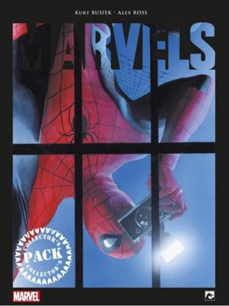 Marvels (Dark Dragon Books) INT 1 Marvels