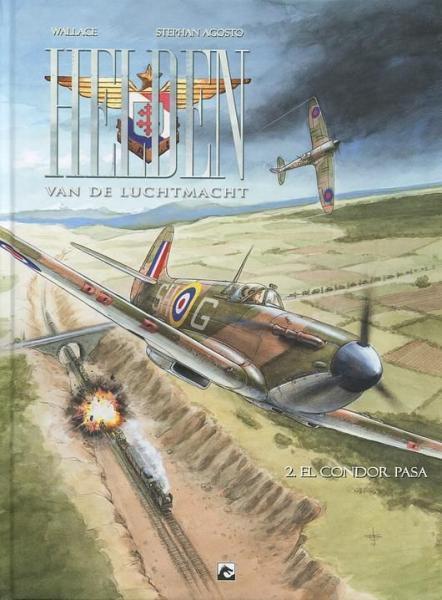 Helden van de luchtmacht 2 El Condor Pasa