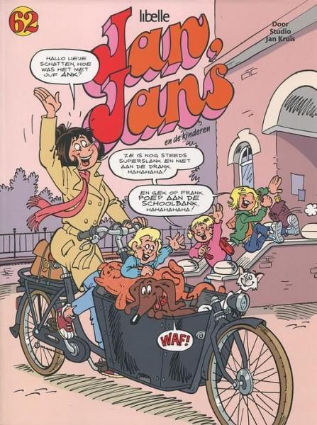 Jan, Jans en de kinderen 62 Deel 62