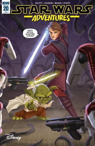 Star Wars Adventures (IDW) 20 Issue #20