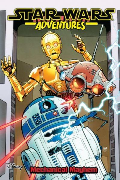 Star Wars Adventures (IDW) INT 5 Mechanical Mayhem