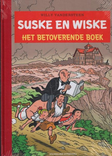 Suske en Wiske (reclame/kortverhaal) 73 Het betoverende boek