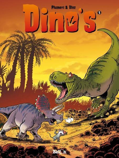 Dino's 5 Deel 5