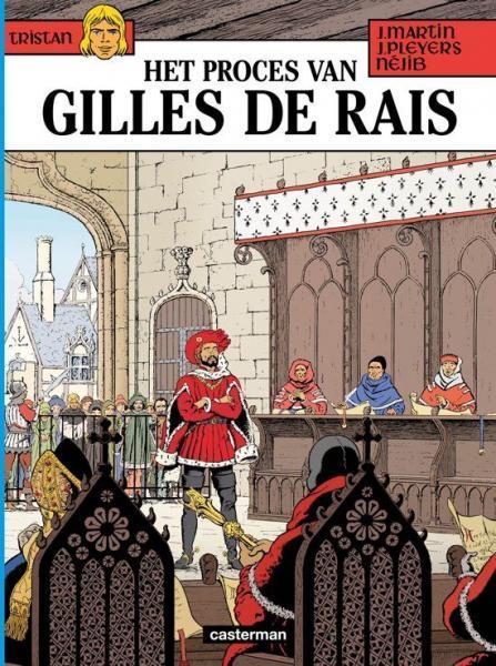 Tristan (Casterman) 17 Het proces van Gilles de Rais