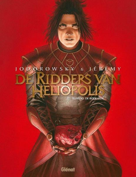 De ridders van Heliopolis 3 Rubedo, de rode fase