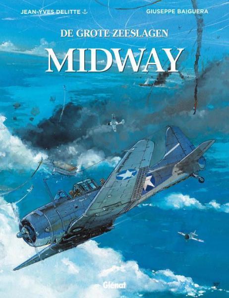 De grote zeeslagen 8 Midway