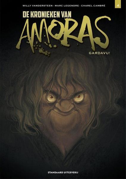 De kronieken van Amoras 4 Gardavu!
