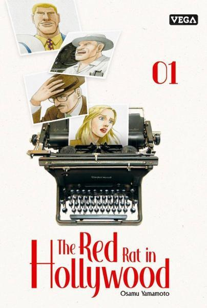 The Red Rat in Hollywood 1 Tome 1
