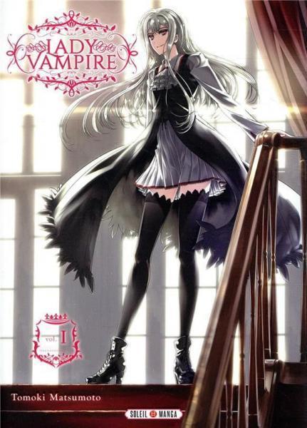 Lady Vampire 1 Tome 1