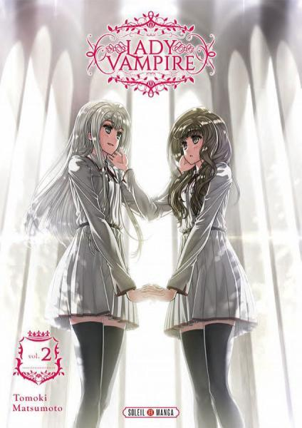 Lady Vampire 2 Tome 2