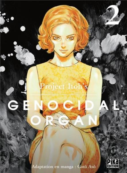 Genocidal organ 2 Tome 2