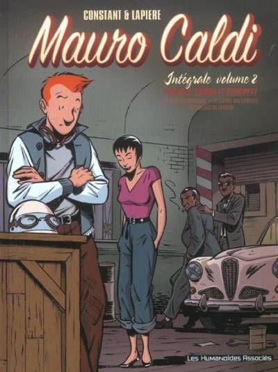 Mauro Caldi INT 2 Intégrale volume 2