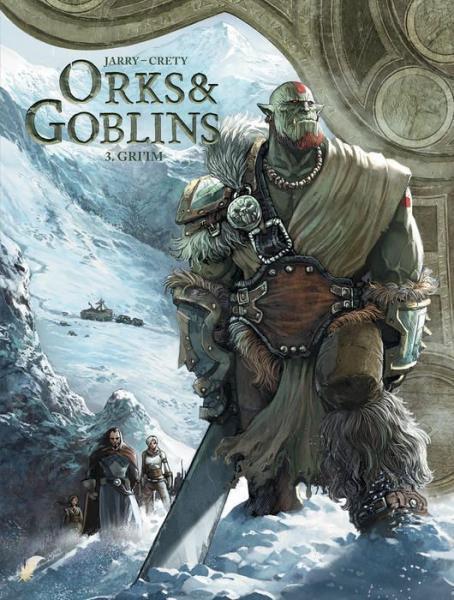 Orks & goblins 3 Gri'im
