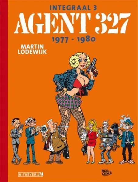 Agent 327 (Uitgeverij M/L) INT 3 1977 - 1980